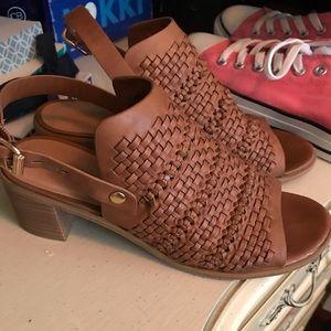 Designer dupe sandals!